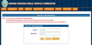 APPSC Group 1 Mains Hall Tickets Released Download Admit Card at psc.ap.gov.in