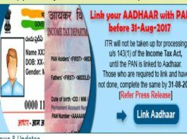 Aadhaar Card Attached to PAN Card Last Date March 31, Know Steps