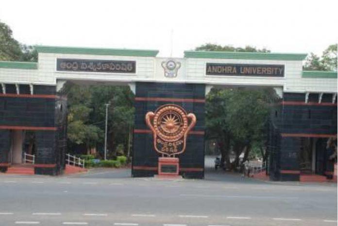 Andhra university, APSET 2017