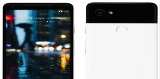 Google Pixel 2, Pixel 2 XL India; Release in November in Flipkart