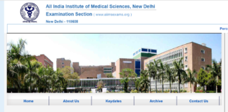 AIIMS Delhi Junior Resident Recruitment 194 Posts Online Apply at aiimsexams.org