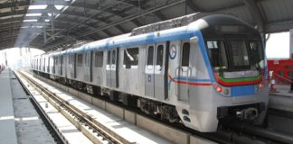 Hyderabad Metro Rail ticket prices declared, services commence from Nov 28
