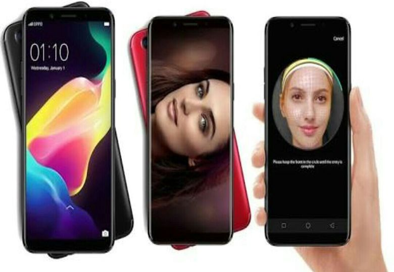 OPPO F5's New 6GB RAM Variant Launched in India, Available Via Flipkart