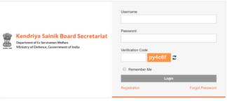 Prime Minister's PMSS Scholarship Scheme 2017-18, Online Application at ksb.gov.in