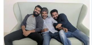 Rajamouli's Multi Starrer movie with Ram Charan, Jr NTR