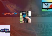 AP Fiber Grid Broadband plans for Internet, Telephone and Television services