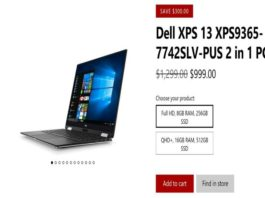 Dell XPS 13 laptop launched in India with Intel's 8th generation processors