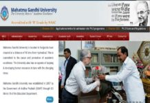 MG University Ph.D. Course Admissions Apply at Mahatma Gandhi mguniversity.ac.in