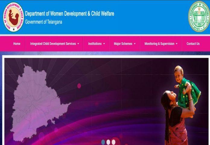 Rangareddy Telangana Anganwadi Recruitment 287 Posts Apply at wdcw.tg.nic.in