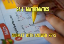 AP SA-1 Maths Paper Answer Keys released for 6th, 7th, 8th, 9th, 10th Classes