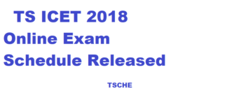 TS ICET 2018 Online Exam on May 17