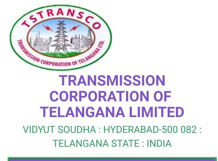 TS TRANSCO 1604 AE, JLM, Sub Engineer Posts Notification released at tstransco.cgg.gov.in