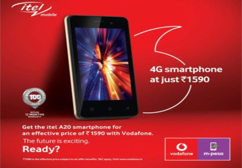 Cashback On Itel A20 Smartphone