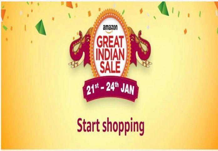 Amazon Great Indian Sale Discounts on OnePlus, Samsung, Apple smartphones Up to Jan 24