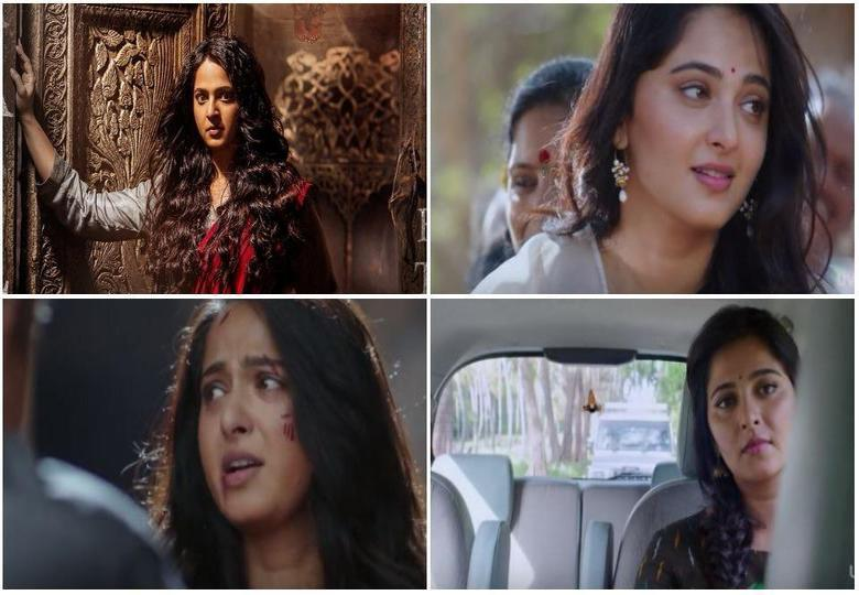 Anushka Shetty's 'Bhaagamathie' trailer is haunting and intriguing