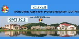 GATE 2018 Admit Cards available now, download @ gate.iitg.ac.in