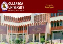 Gulbarga University UG BCom 3rd Semester Results Released at gug.ac.in
