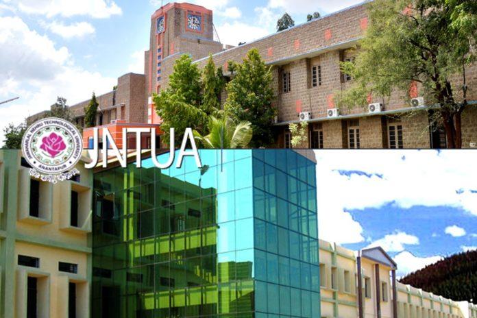 JNTU Anantapur Assistant Professor 2018 notification released