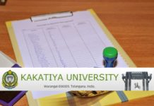 KU UG Degree Exam fee dates released Pay before February 5