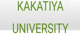 Kakatiya University BEd, MEd Exam Fee Due dates