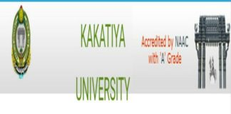 Kakatiya University UG, Degree Exams Time Table Released-Exams from
