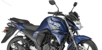 New Yamaha FZS-FI launched in India With Rear Disc Brake; Priced At Rs. 86,042