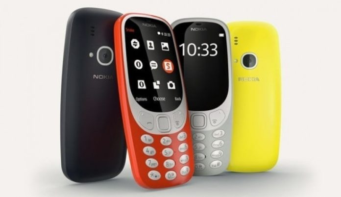 Nokia 3310 4G Launched Features, Specifications, Price