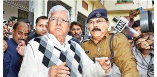 RJD Chief Lalu Prasad sentenced to 3.5 years in jail in Fodder Scam case