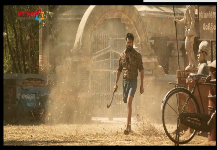Ram Charan Rangasthalam 1985 HD Teaser Released What Now