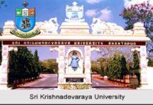 SKU Teaching Posts 2018 Online Application released at skuniversity.ac.in