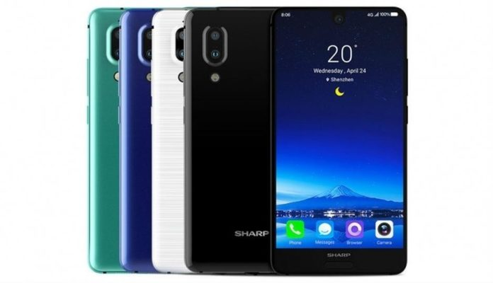 Sharp S3 Android One smartphone With 6-inch FHD+ Display Launched In Japan Know Specifications, Price.