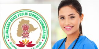 TSPSC ANM MPHA in TVVP 2018 notification released