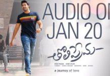 Varun Tej Tholi Prema Movie Audio Release on Jan 20