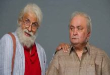 Amitabh Bachchan 102 Not Out Movie Teaser Released