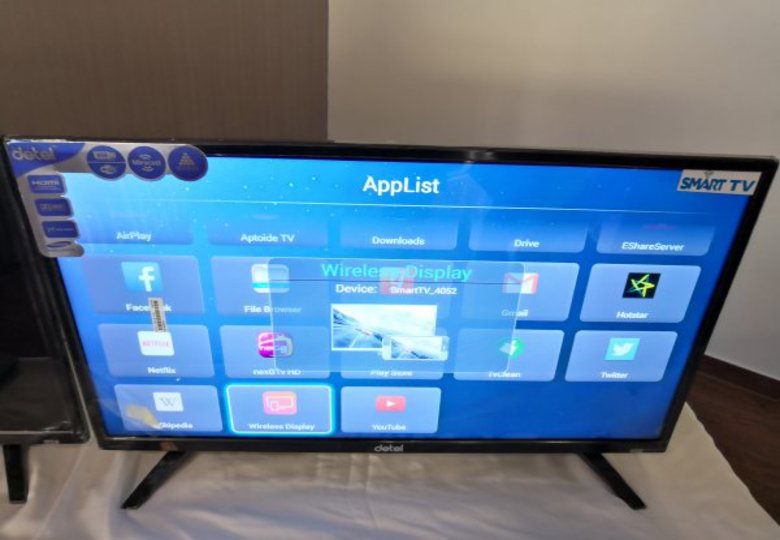 Detel Launches Android Powered 32 inch Smart LED TV; Know ...
