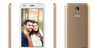 Intex Aqua Lions T1 Lite launched in India Priced at Rs 3,899/-, Know more
