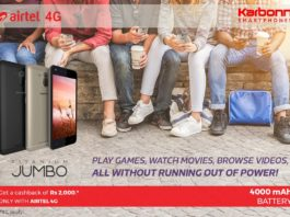 Karbonn Titanium Jumbo 2 Smartphone Launched in India; Know Price, Specifications