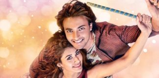 Loveratri Movie First Poster: Salman Khan released as a Valentine Day gift