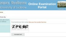 Lucknow University UG Degree Admit Cards 2018 released at luonline.in