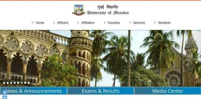 MU University TYBSc 5th Sem Results released at mu.ac.in