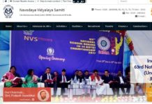 Navodaya Vidyalaya Samiti TGT Librarian Certificate Verification Schedule Released
