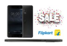 Nokia 6 With 4GB RAM Variant Goes on Sale on Flipkart, Price details here