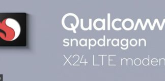 Qualcomm Snapdragon X24 LTE: world's first 7nm 2Gbps LTE Modem