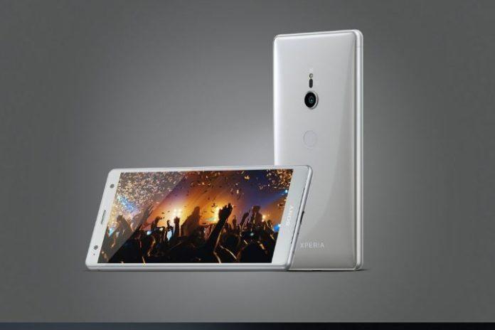 Sony Xperia XZ2 Compact mobile