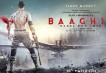 Tiger Shroff Baaghi 2 Movie Trailer released