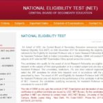 UGC NET 2018 July Session Notification released at CBSE, Check details here