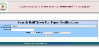 Telangana TRT Hall tickets Available Now, Download at @tspsc.gov.in
