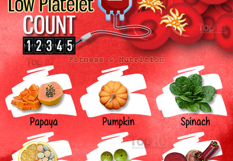 Platelets High Count Food