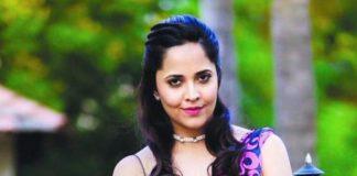 First Look of Anasuya as Rangammatha in Rangasthalam Anasuya returns to social media