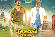 Natural Star Nani Krishnarjuna Yuddham Movie Teaser released